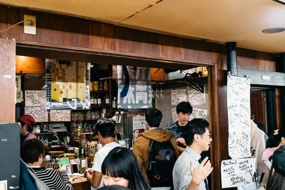 Shimbashi (新橋) Event
