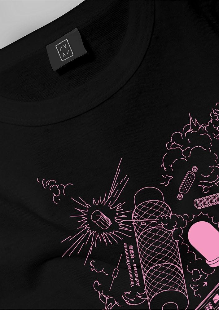 YY Akihabara T-Shirt J.W.