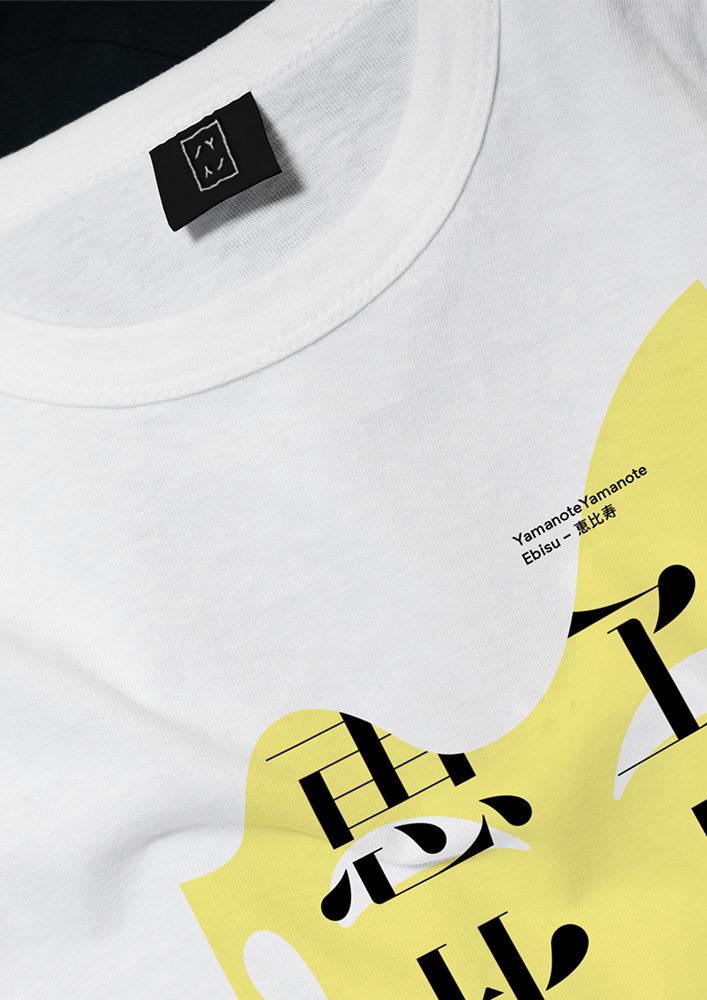 YY Ebisu T-Shirt J.M.