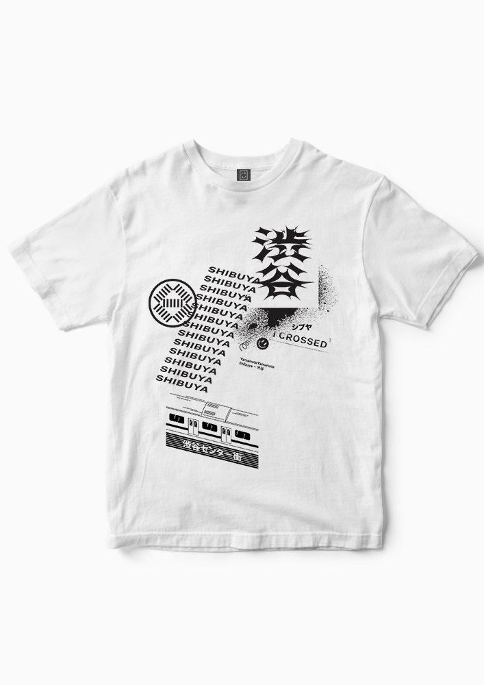 YY Shibuya T-Shirt J.W.