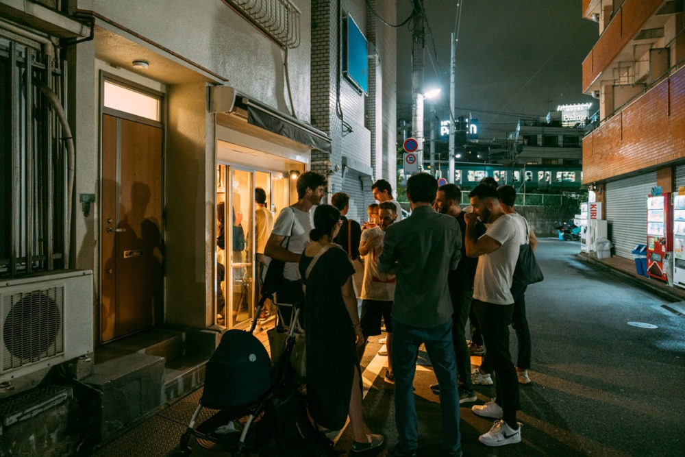 Nishi-Nippori (西日暮里) Event