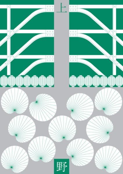 Ueno (上野), Julien Wulff