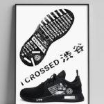 Set Shibuya Poster x2