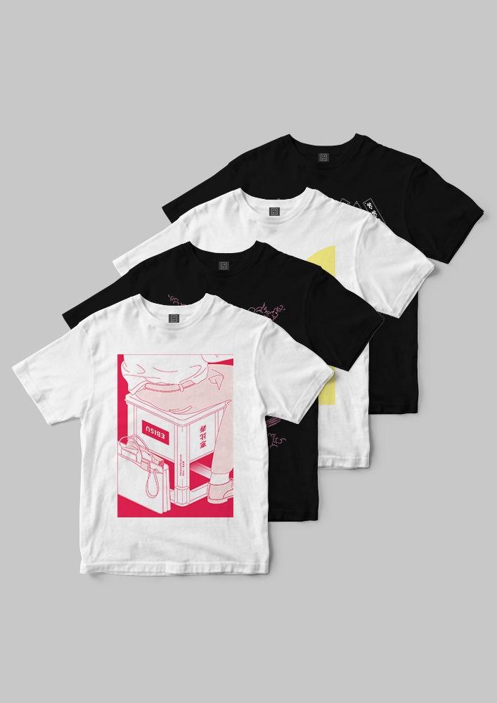 Set T-Shirt x2